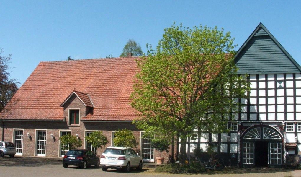 Firmengebäude Jacobs und Friebel